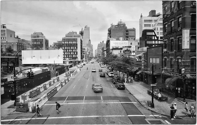 Somewhere in New York