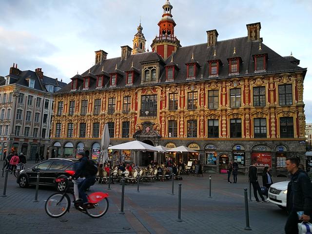 GranPlus main square Lille