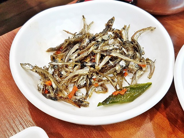 Myeolchi Bokkeum / Fried Anchovies