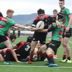 U16 vs Highland (away) Oct 2017