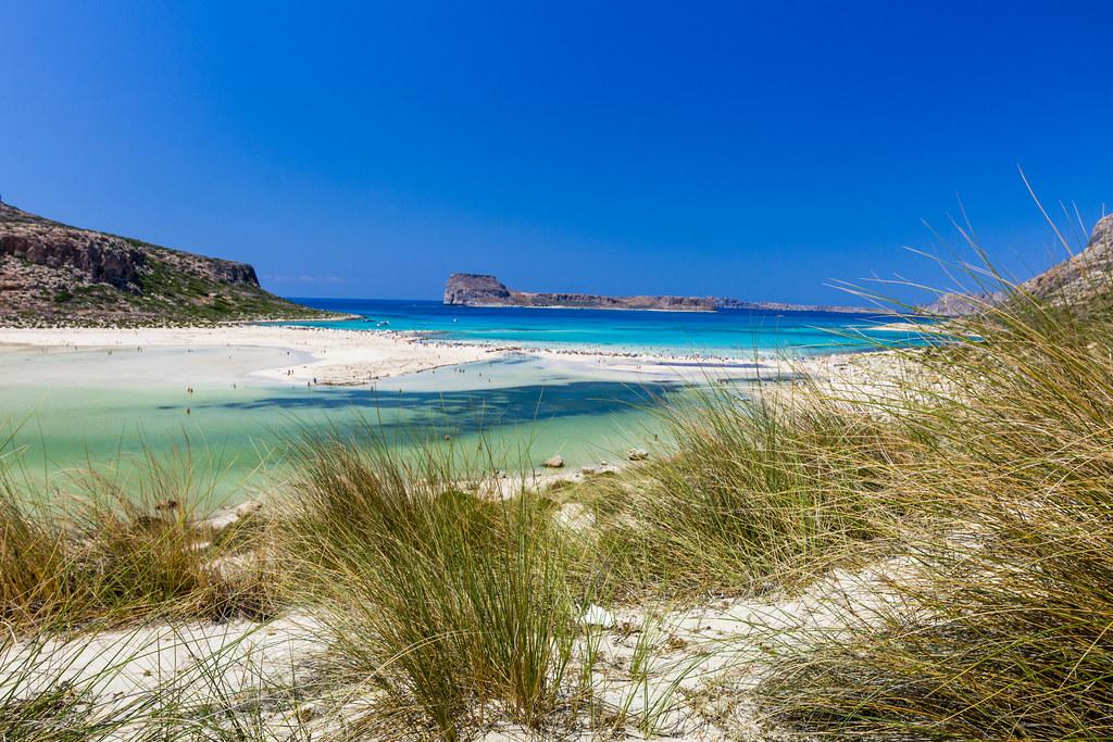 Balos Dunes - Crete, Greece