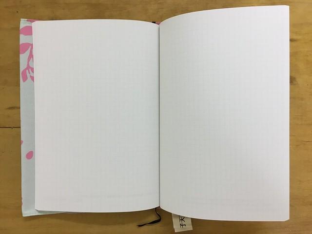 方格眼@賴馬X印花樂嬉遊森林萬用筆記本