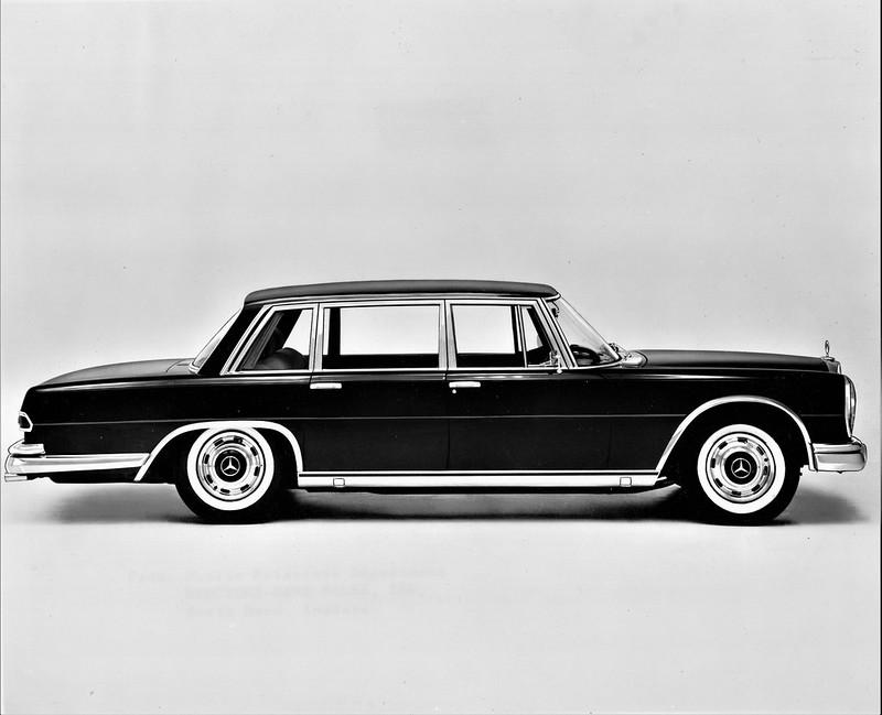 Mercedes-Benz 600 Der Grosse Mercedes/Grand Mercedes (1963-1981)