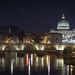 Roma en la notte by Michel Images