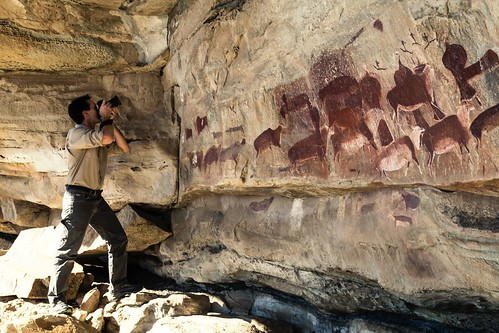 Exploring cave art. From Africa Overland Tours: What You Need to Know