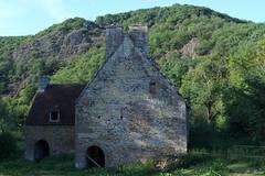 Vieux moulin de la Forêt-Auvray