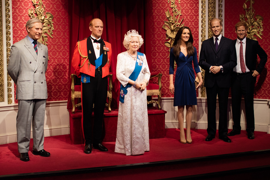 madame-tussauds-london-royal