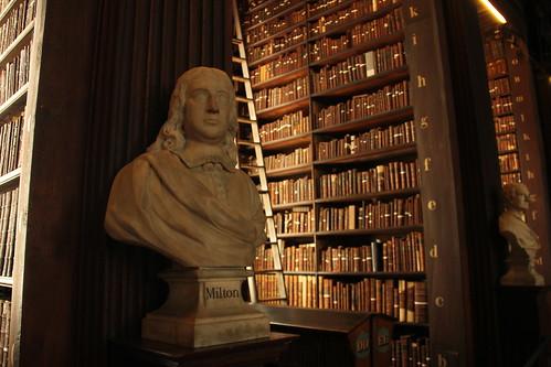 Dublin, Trinity College Library