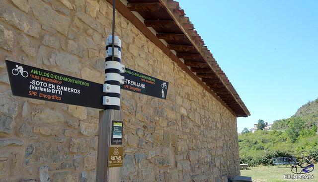 Valle del río Leza hasta Laguna de Cameros 9