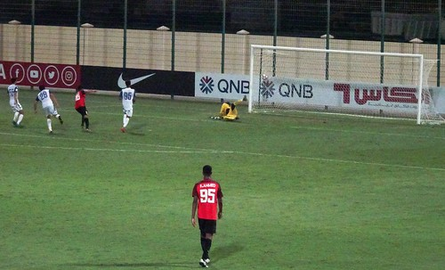 Al-Rayyan U23 2-2 Al-Khor U23 at Al Sailiya Stadium
