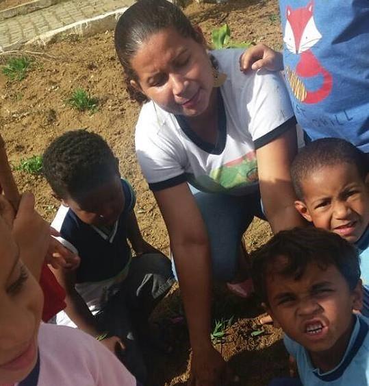Dia da Árvore - Iguaí