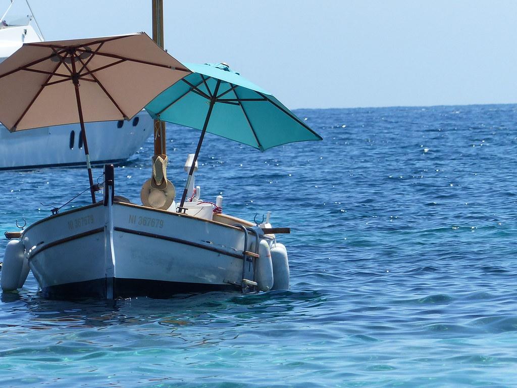 la detente en bateau