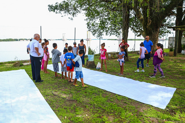 Crianças do IGT participam de criação de Trapos para o Dia das Criançasrianças do IGT participam de criação de Trapos para o Dia das Crianças
