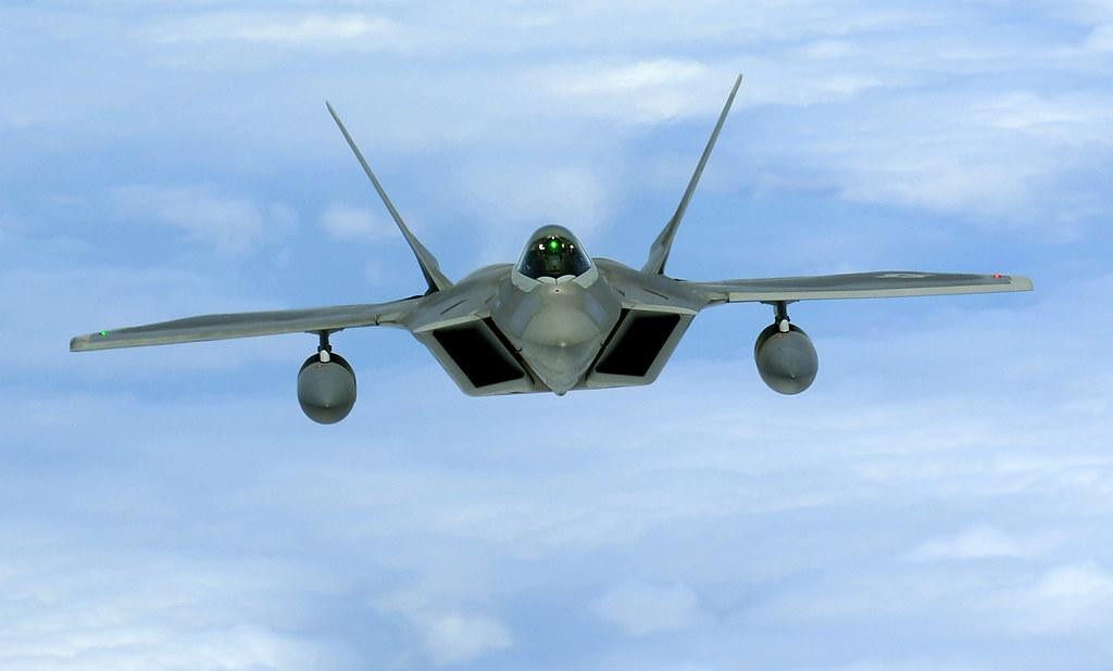 Airframe: F-22 Raptor