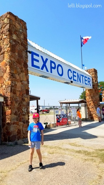 Sept 12 West Texas Fair and Rodeo