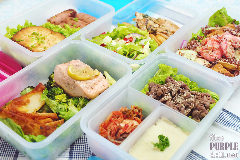 5 Easy Meal Prep Ideas