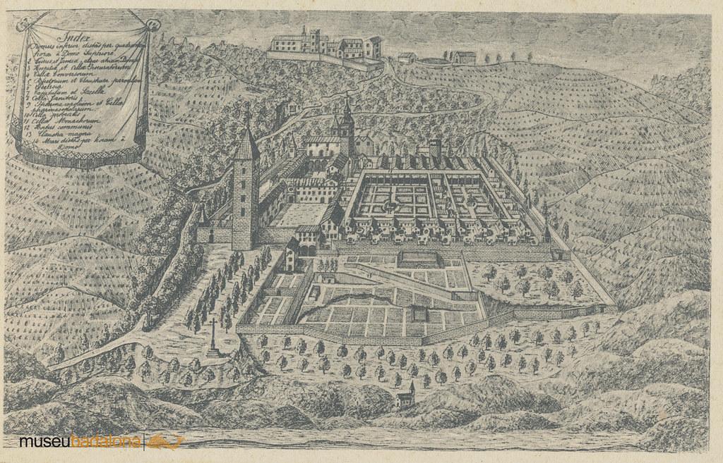 La cartoixa de Montalegre. Imatges d'abans de la guerra