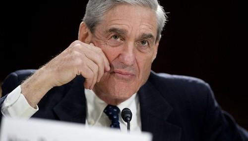 Mueller's team met with Russia dossier author