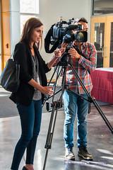 Heather Graf Directing Quick Interviews