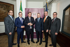 Boston College Ireland Business Council Laucnh 2017