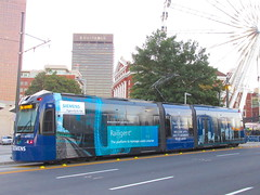 Atlanta Streetcar 1001
