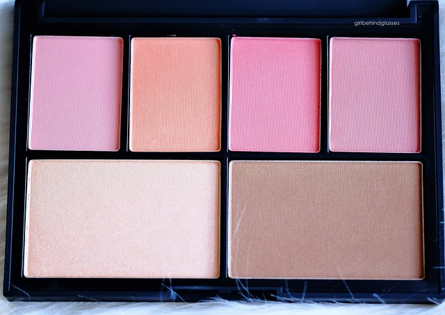 NARS Angel Pride Cheek Palette2