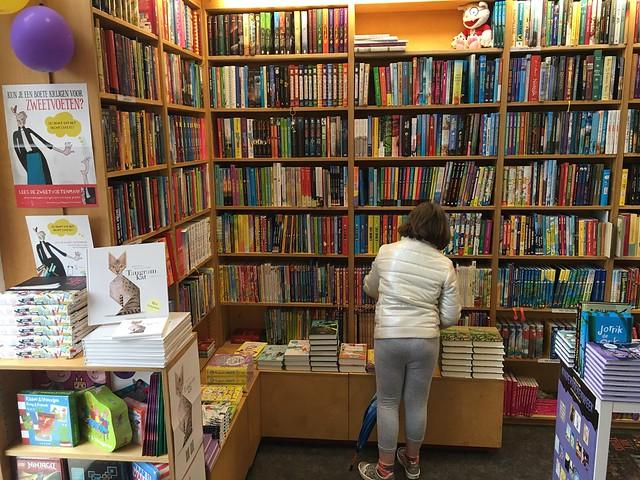 Kinderboekwinkel Nijmegen