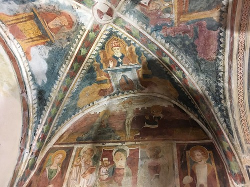More close-up frescoes