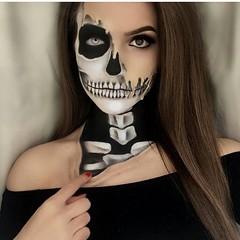 Makeup Ideas for Halloween  Makeup by @Sarahnewsfx