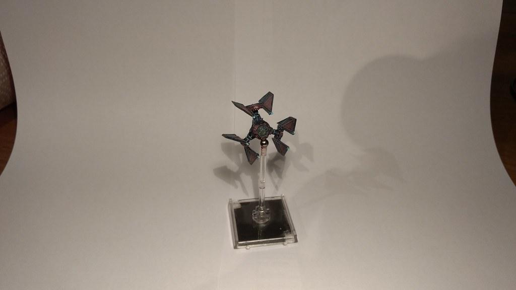 [Bemalung] Frostdraches Flugnest - Neue Farbe für Flieger 37588407576_95d1610160_b