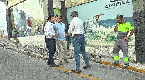 calle Jerez, obras accesibilidad 11
