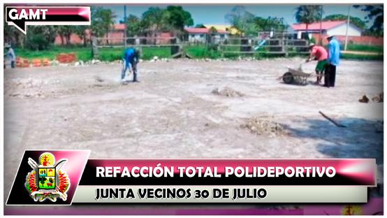 refaccion-total-polideportivo-junta-vecinos-30-de-julio