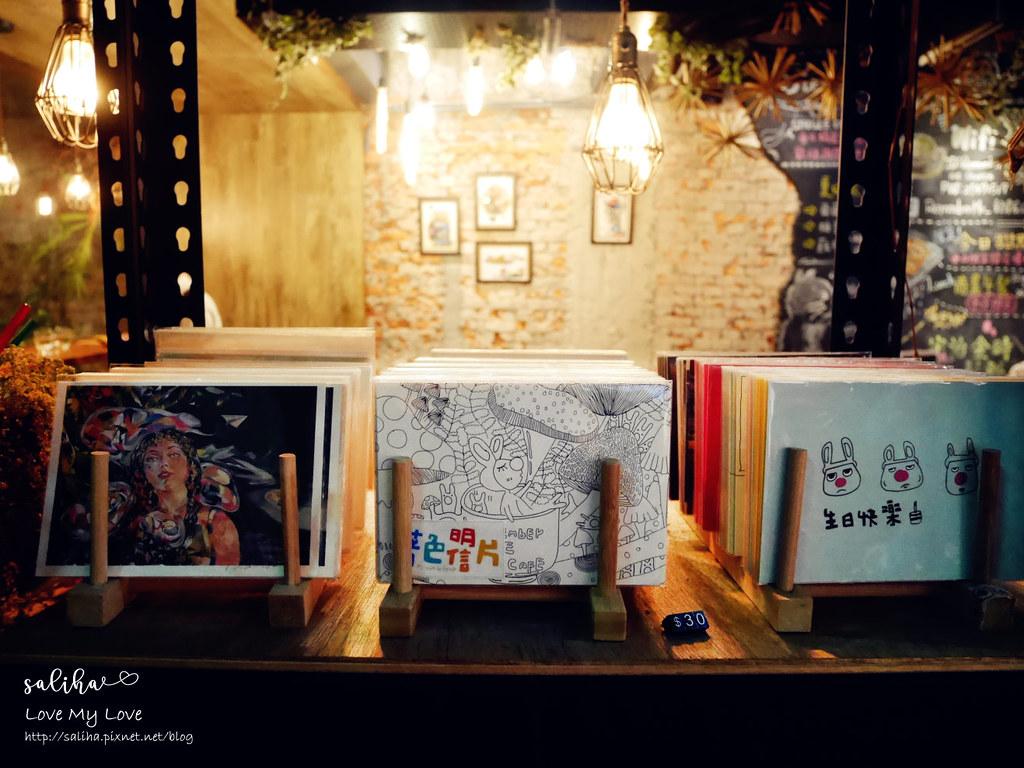 台北文青風好美咖啡館Remember Me記得我cafe (2)