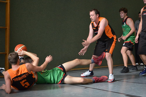 Bonner SV Roleber III 74:52 Troisdorfer Leichtathletik-Gemeinschaft IV