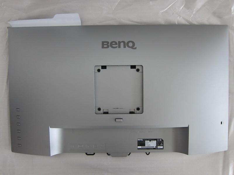 BenQ EW2770QZ - Back