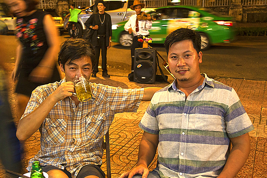 Hai-Dang Phan and Bui Chat--Saigon