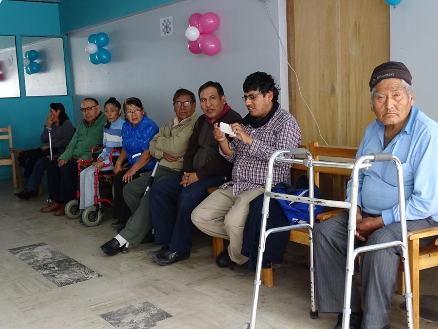 Indiferencia y marginación a Discapacitados en Mollendo