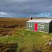 The lonley hut