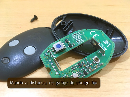 Reparacion mando a distancia best reparacin mandos a - Mandos a distancia garaje ...