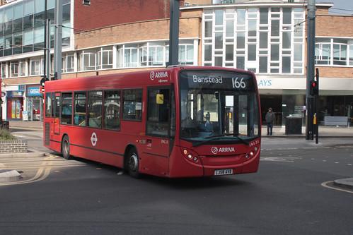 Arriva London ENL25 LJ58AVB