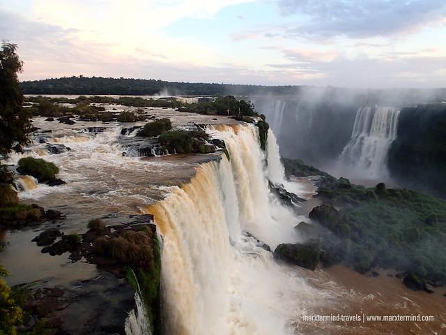 Iguazú Falls, a Must-see in Brazil