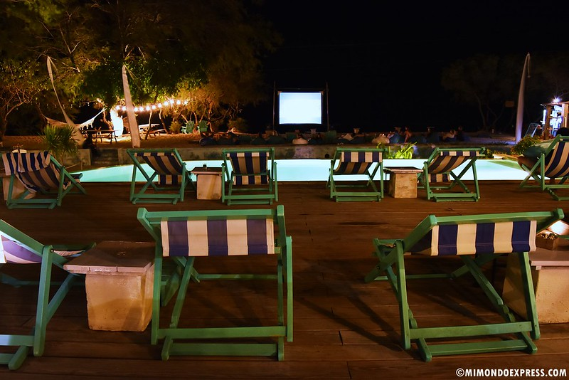 Le Pirate Beach Club, Gili Trawangan