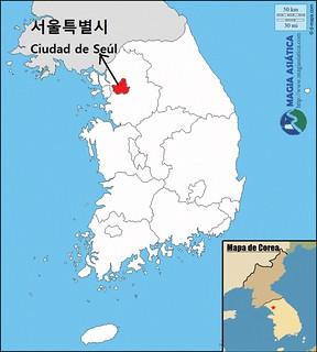 Mapa final Seul