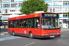 Go-Ahead London General WHY4 LX55EAF
