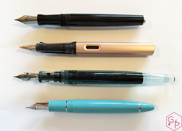 Review @KarasPenCo 底版 Fountain Pen 5
