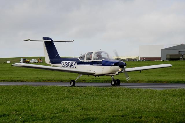 G-BGKY PA-38-112 Tomahawk