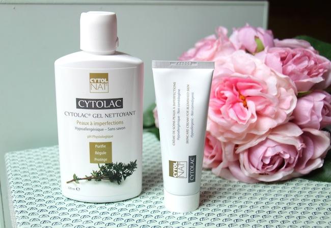 Cytolac, le nouveau geste nettoyant et réparateur pour les peaux à imperfections