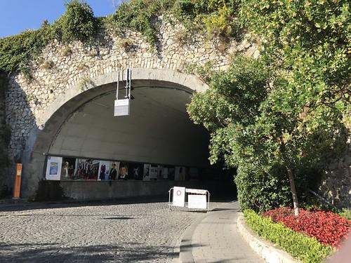 Tunnel to Ravello