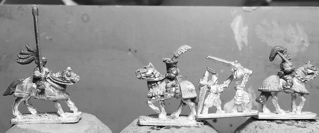 Warmonger Miniatures 10mm German Ritter (Knights) 38008579136_e4c3152bb8_z