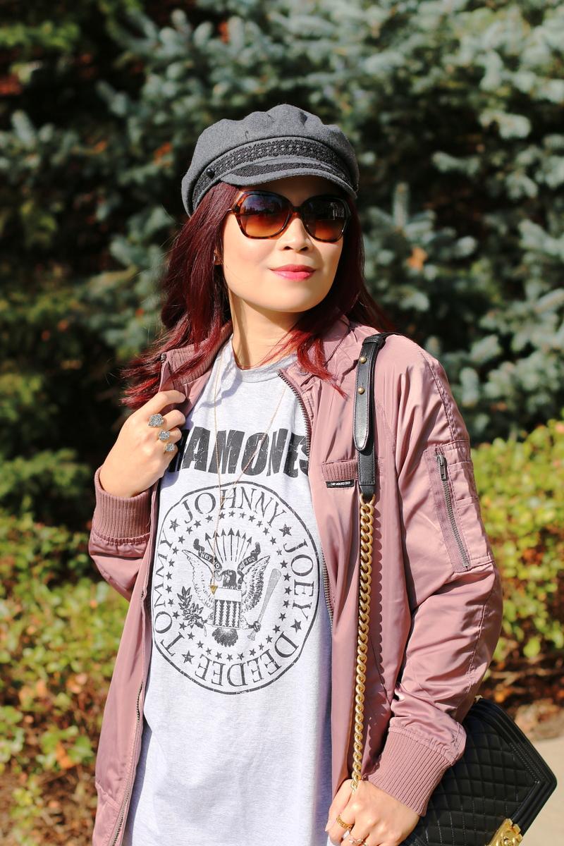 burberry-sunglasses-newsboy-hat-pink-jacket-3